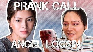 PRANK CALL | Angel Locsin