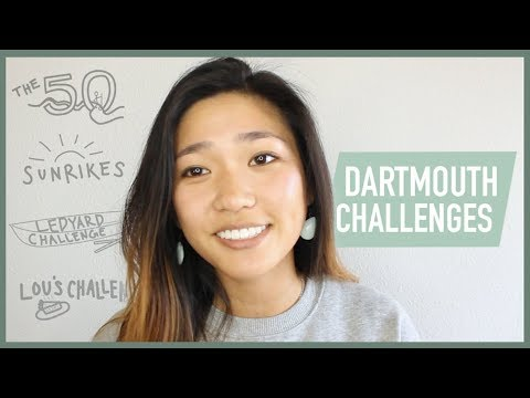 WEIRD DARTMOUTH TRADITIONS (and almost drowning 😵) | Joelle
