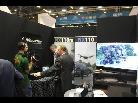 EDEN Cluster Companies Latest Innovations Technologies Equipment For Security Police Forces Milipol