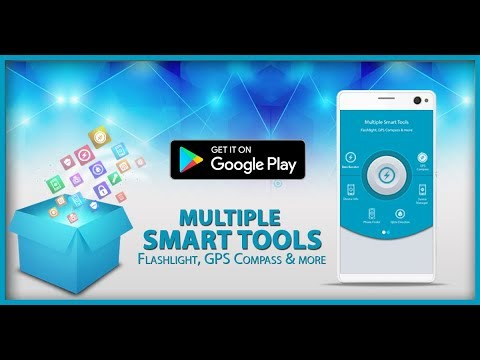 Tool Master: Phone Finder | Ram Booster | CPU Cooler | HD Flashlite | GPS Compass