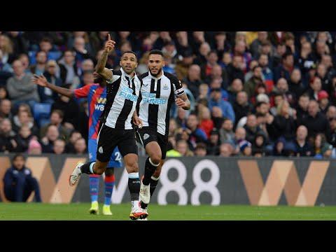 Callum Wilson's INCREDIBLE overhead kick 🤯