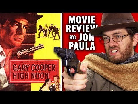 High Noon -- Movie Review #JPMN