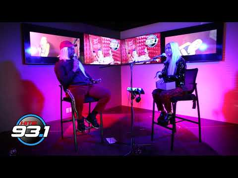 HITS 93.1 - SNACKS INTERVIEW WITH AVA MAX