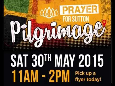 Prayer Pilgrimage 2015