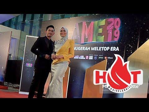 KARPET MERAH! Fesyen Artis AME 2019 |  H.O.T thumbnail
