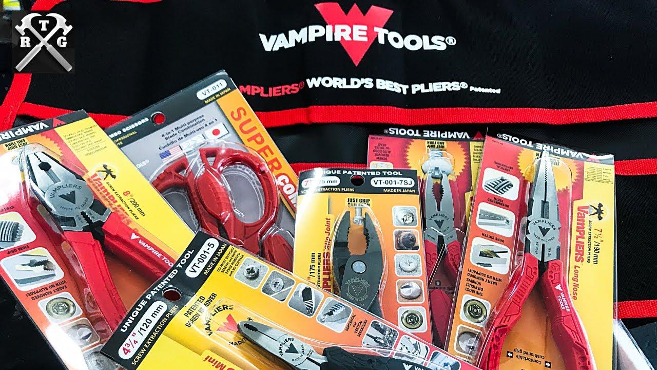 Tool Review - Vampire Tools Vampliers