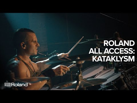 ROADKILL - Happy Friday, Enjoy Some Drums!
