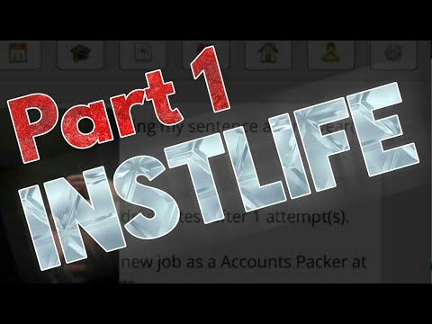 INSTLIFE by InstCoffee Games | Part 1 | Free Mobile Game | Android Gameplay HD Video