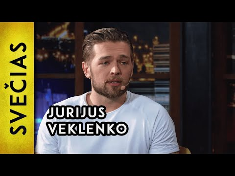 """""""Kirkorovui patikau daugiau nei norėčiau"""" – Jurijus Veklenko    Laikykitės ten pokalbiai"""