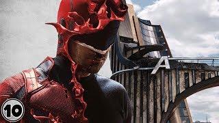 Top 10 Easter Eggs You Missed In Daredevil Season 3