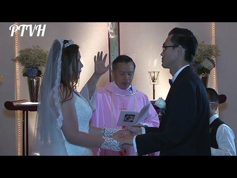 Nghi thức hôn phối trong nhà thờ | Thánh lễ kết hôn