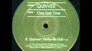 Quivver - One Last Time (Quivver