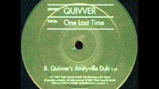Quivver - One Last Time (Quivver