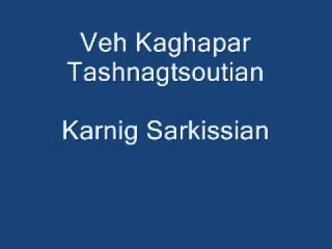 Veh Kaghapar Tashnagtsoutian
