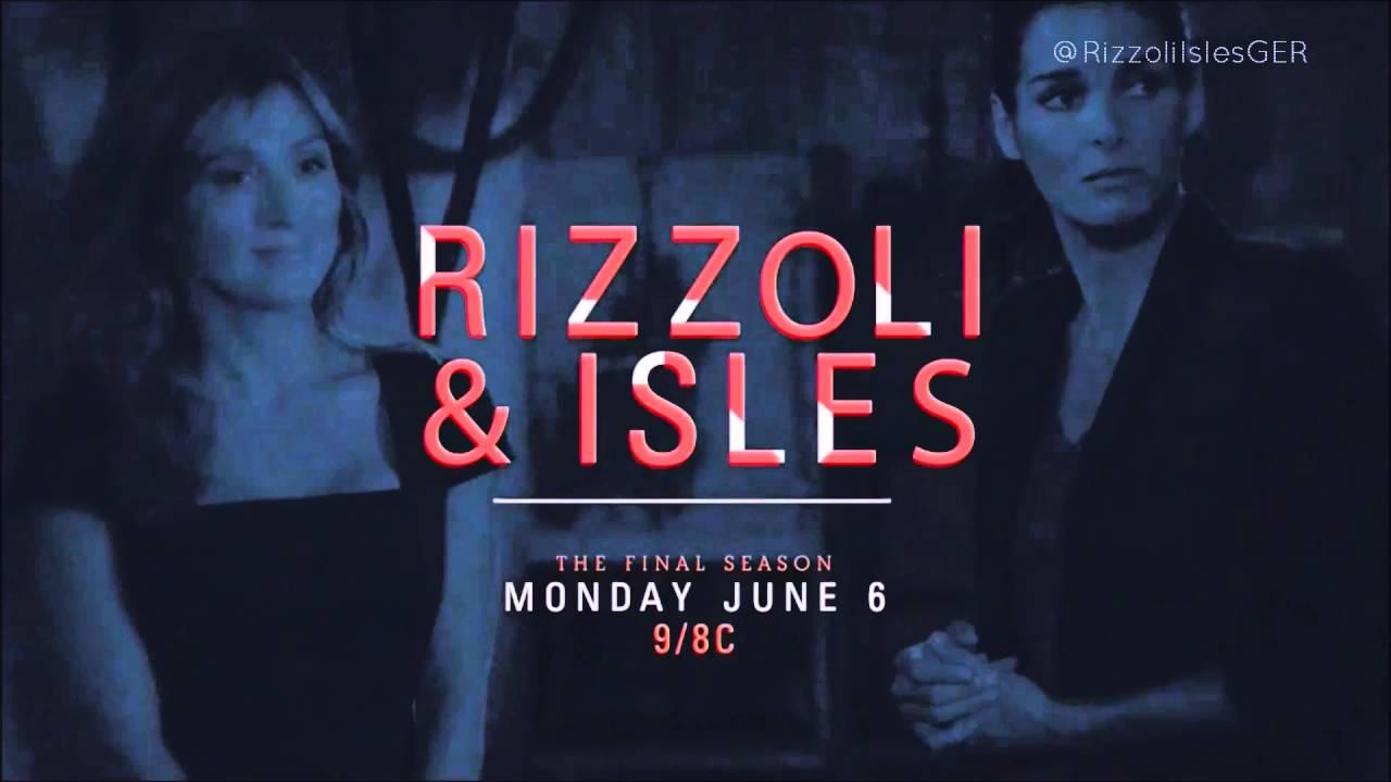 Rizzoli And Isles Staffel 7