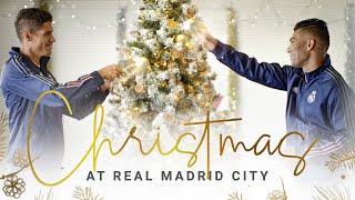 🎄🎁 Christmas arrives at Ciudad Real Madrid!