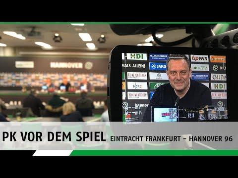 PK vor dem Spiel | Eintracht Frankfurt - Hannover 96