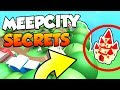 *SECRET* Areas and Places In Roblox MEEPCITY (CRAZY)