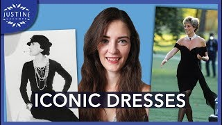 These 8 iconic dresses made history! From Chanel to Lady Gaga ǀ Justine Leconte