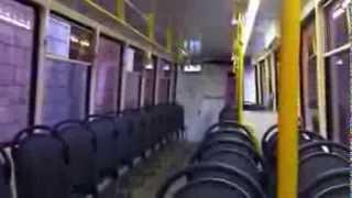 Рекламный монитор в трамвае(Рекламный монитор установленный в трамвае., 2013-11-14T05:09:46.000Z)
