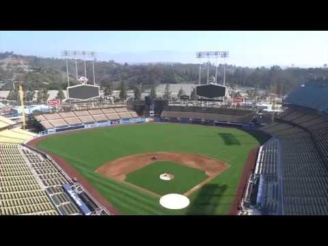 Dodger Stadium - Los Angeles Dodgers - 2014