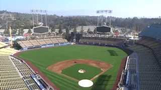 Dodger Stadium - Los Angeles Dodgers - 2014