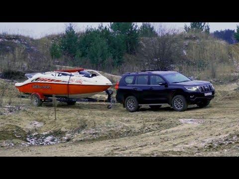 Toyota Land Cruiser Prado новый или старый?