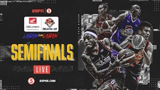 LIVE: Semifinals Game 4: Rain or Shine vs. Magnolia | PBA Phil…