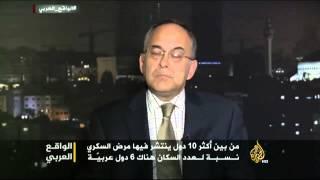 الواقع العربي- داء السكري في البلدان العربية
