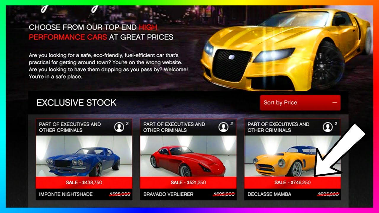 Best stock market options gta 5
