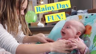 Fun Activities for a Rainy Day with Tic Tac Toy!
