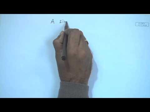 Mod-01 Lec-36 Lecture-36-Instrumentation: General Principles of Measurement Systems (Contd...1)