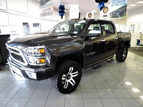 Chevy Reaper For Sale >> 2014 Chevy Silverado 1500 Ltz Southern Comfort Reaper Supercharged