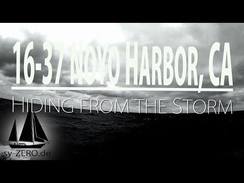 16-37_Noyo Harbor - Hiding from the Storm (sailing syZERO)