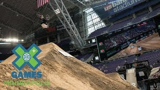 FULL BROADCAST: Fruit of the Loom BMX Dirt Final | X Games Minneapolis 2017