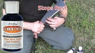 Grutz Rust & Corrosion Inhibitor