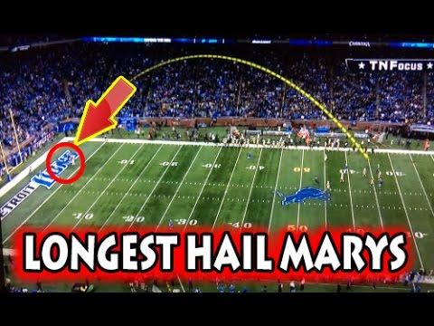 Greatest Hail Marys in Football History