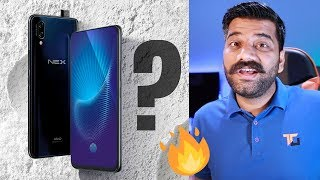 Bezel-less Phones - Vivo NEX & the FUTURE