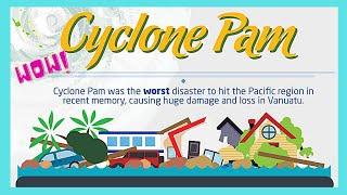 Vanuatu, 2 months after cyclone Pam