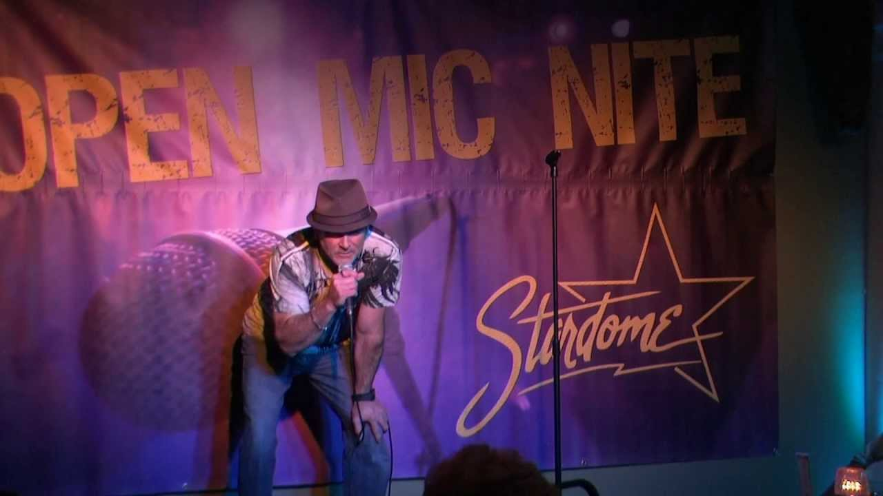 Download Wayne Mathews' 1st Performance at the Stardome Comedy Club's Open Mic Contest