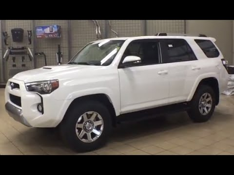 Elegant 2016 Toyota 4Runner Trail Edition Review   YouTube