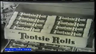 Tootsie Roll Candy Commercial - 1960s
