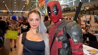 """""""Der beste Tag meines Lebens"""": So lief die Comic Con 2019 Stuttgart"""