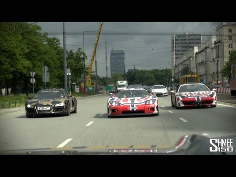 COPENHAGEN TO MONACO - Gumball 3000 2013 Movie