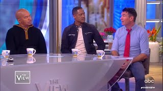 "David Alan Grier, Blair Underwood, Jerry O'Connell on Significance of ""A Soldier's Play"" 