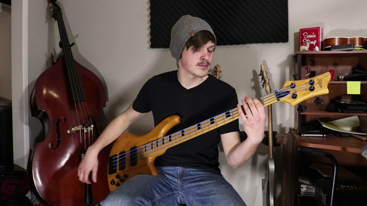 Download How Long- Charlie Puth | Bass Cover