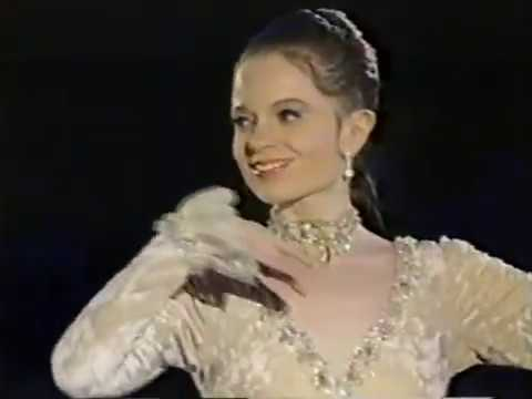 Katherine Healy skating performance