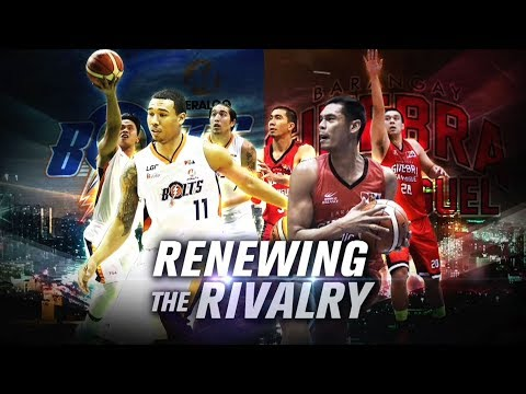 HIGHLIGHTS: Meralco vs. Ginebra (VIDEO) February 18