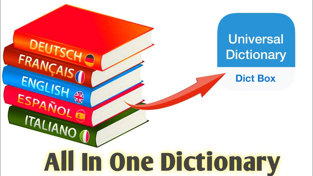 Best Dictionary All Language In One || Best Dictionary