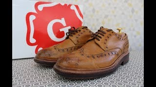 "GRENSON ""Archie"" Brogue *FULL LIFE REVIEW*"